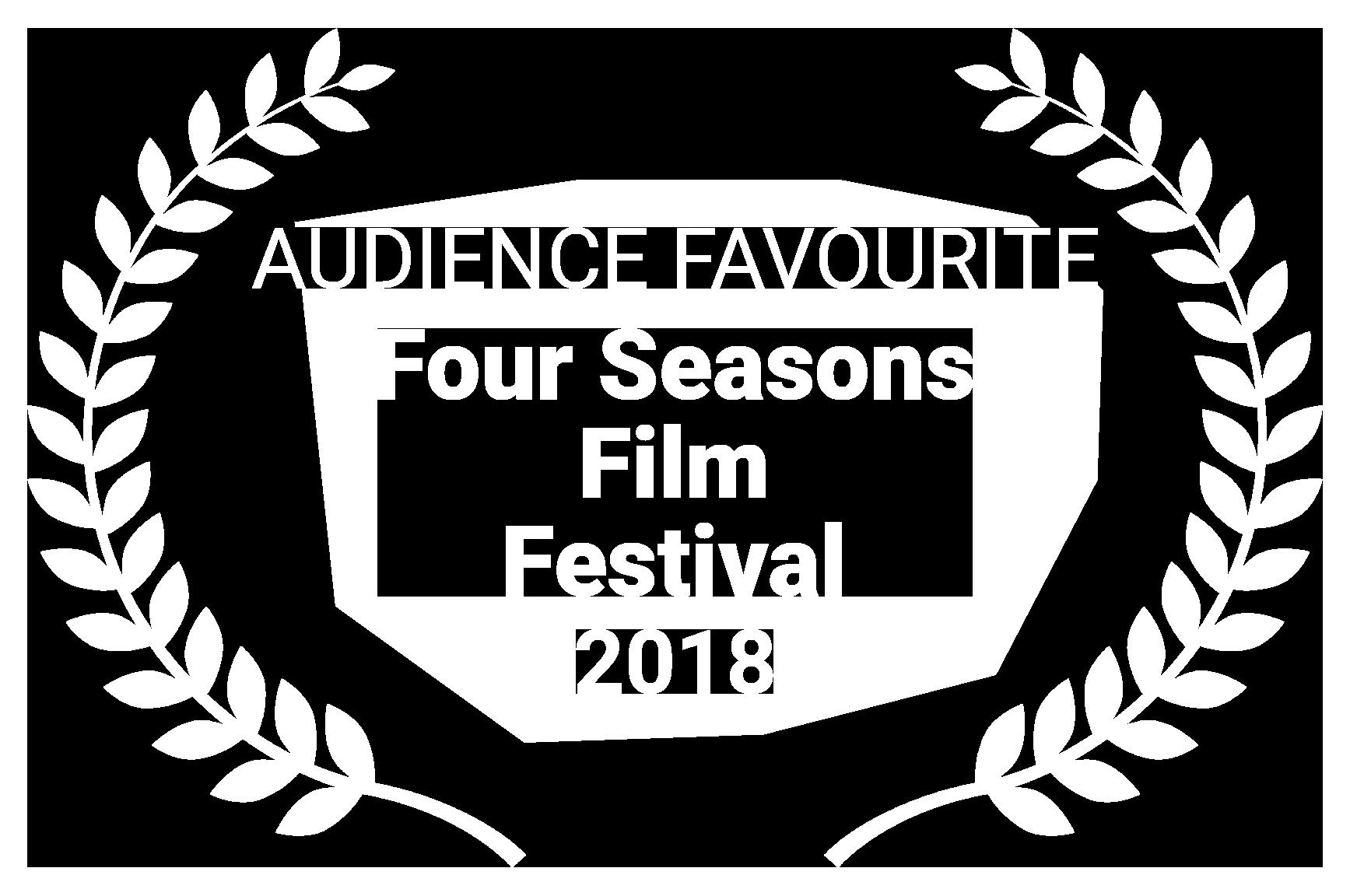 Audience Favourite - Four Seasons Film Festival 2018